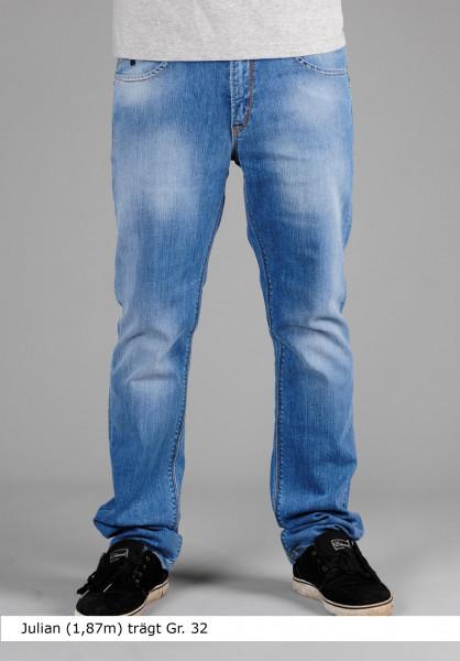 Reell Jeans Spike midblue Vorderansicht