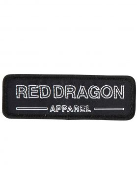 Red-Dragon Freehand Patch