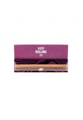 TITUS KEEP ROLLING - 32 x King Slim RAW Longpapers