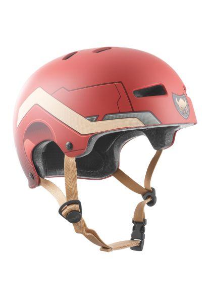 TSG Helme Evolution Kids Graphic Design steel vorderansicht 0750017