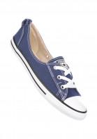 Converse Alle Schuhe Ballet Lace navy Vorderansicht