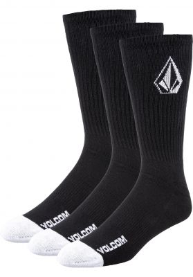 Volcom Full Stone Sock 3Pack