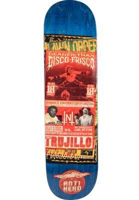 Anti-Hero Trujillo Friday Night Fracas