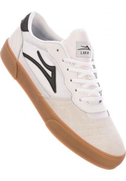 Lakai Alle Schuhe Cambridge white-black vorderansicht 0604604