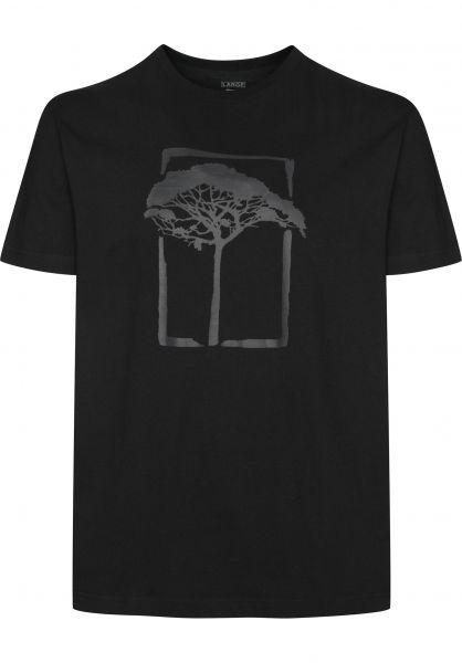 Mahagony T-Shirts T.O.L. Basic black vorderansicht 0371789