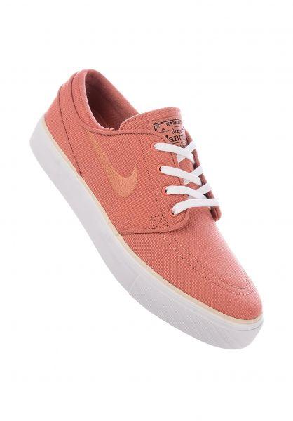 35f5682bc08d93 Nike SB Alle Schuhe SB Air Zoom Stefan Janoski terrablush-whitebeach  Vorderansicht get new 527c4 ...