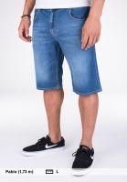Reell Jeansshorts Rafter Shorts 2 midblue Vorderansicht