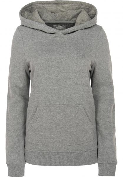 TITUS Hoodies Basic Hood greenmottled Vorderansicht