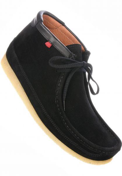 Djinns Alle Schuhe Genesis High black Vorderansicht