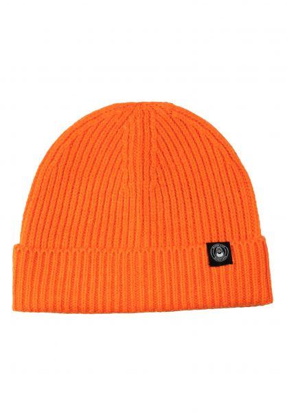 Macba Life Mützen OG Logo orange vorderansicht 0572634