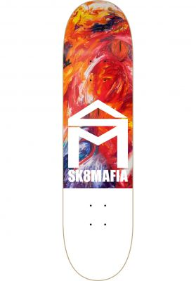 Sk8Mafia House Logo Oil Low