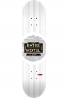 Trap-Skateboard-Decks-Horror-Hits-Bates-Motel-white-Vorderansicht