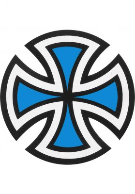 Independent Cut Cross Decal