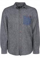 TITUS Hemden langarm Hank black-blue Vorderansicht