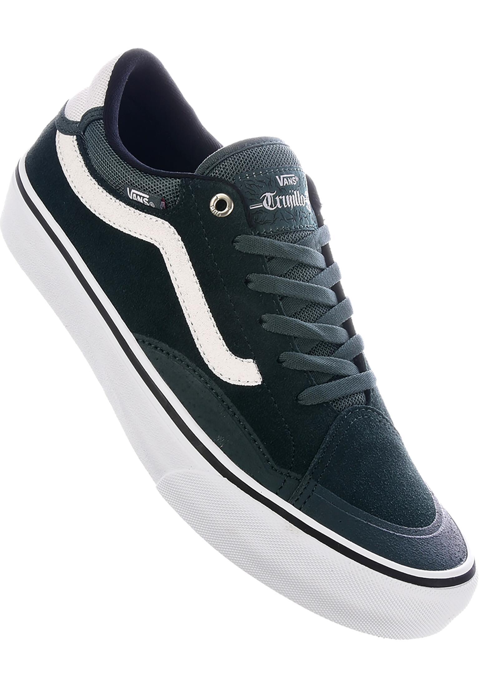 En Advanced Truewhite Les Chaussures Darkestspruce Tnt Vans Toutes ZqFfUw