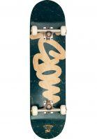 MOB-Skateboards Skateboard komplett Mob Tag ocean Vorderansicht