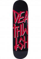 Deathwish Skateboard Decks Deathstack black Vorderansicht