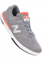 New-Balance-Numeric-Alle-Schuhe-PJ-Stratford-533-grey-red-white-Vorderansicht