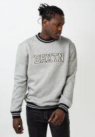 brixton-sweatshirts-und-pullover-newark-crewneck-heathergrey-vorderansicht-0422872