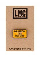loser-machine-verschiedenes-dtf-pin-gunmetal-vorderansicht