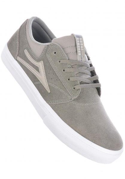 Lakai Alle Schuhe Griffin grey vorderansicht 0603274