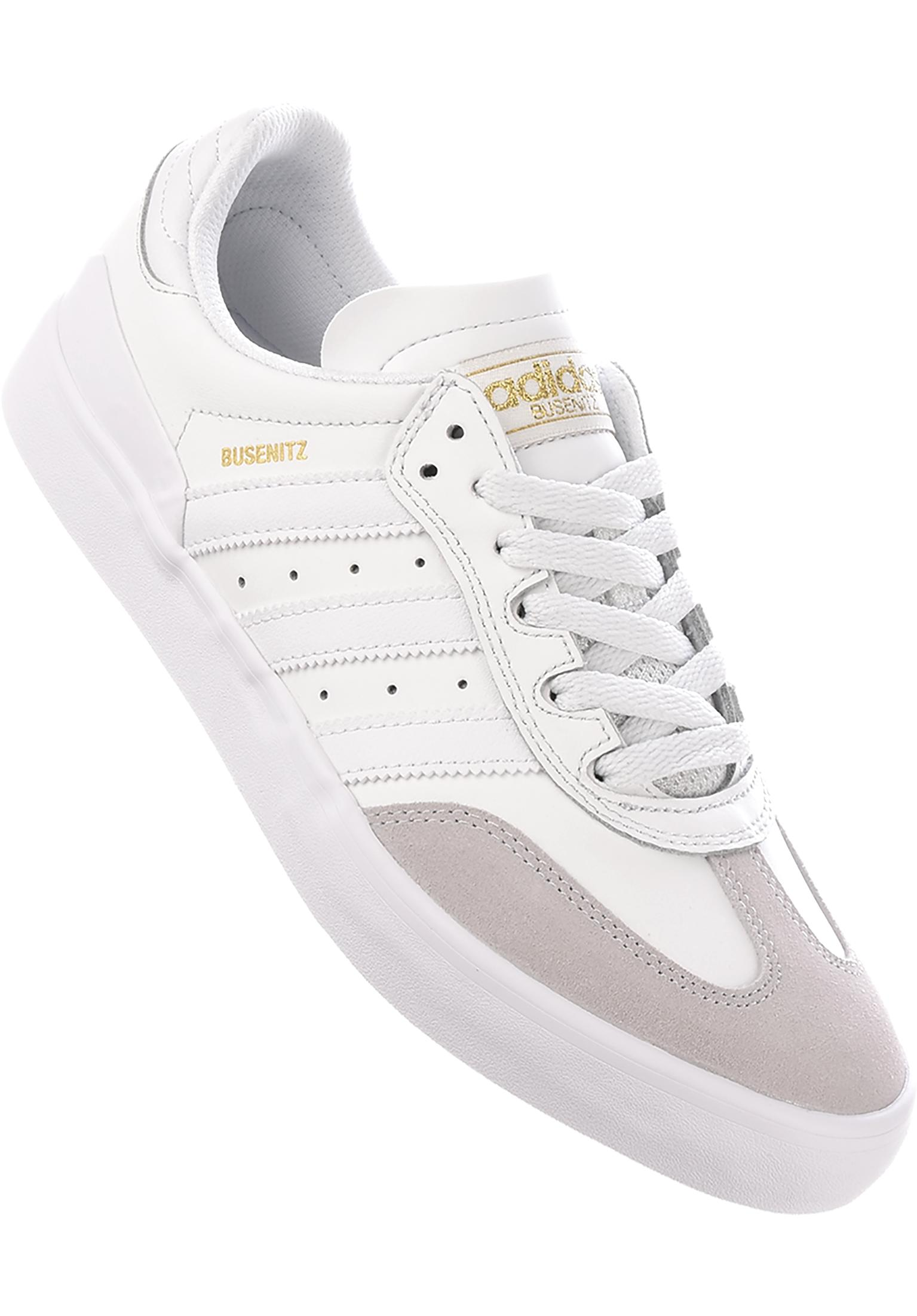 online store 1a5ed 4b3ea Busenitz Vulc RX adidas-skateboarding All Shoes in crystalwhite-white for  Men  Titus
