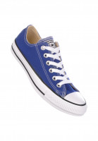 Converse Alle Schuhe Chuck Taylor AS Ox roadtripblue-white-black Vorderansicht
