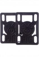 Pig-1-2-Hard-Riser-black-Vorderansicht