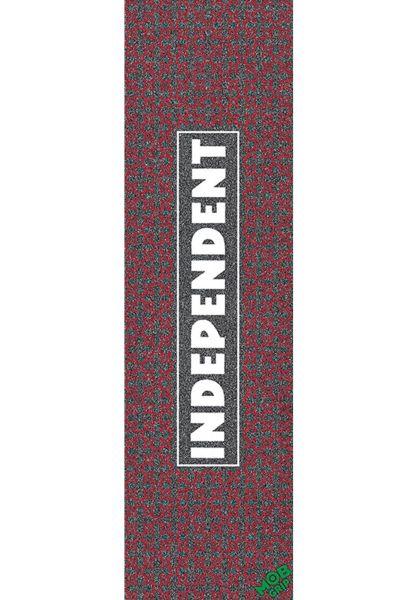 MOB-Griptape Griptape Independent Repeat Cross red-black-white vorderansicht 0142477