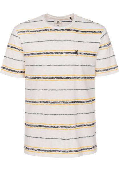 Element T-Shirts Micky eclipsenavy Vorderansicht