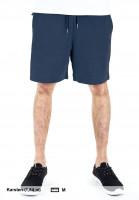 Mahagony Shorts T.O.L. Sweatshort navy Vorderansicht