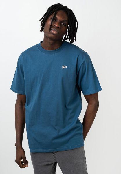 TITUS T-Shirts Script Tee stellar vorderansicht 0320149