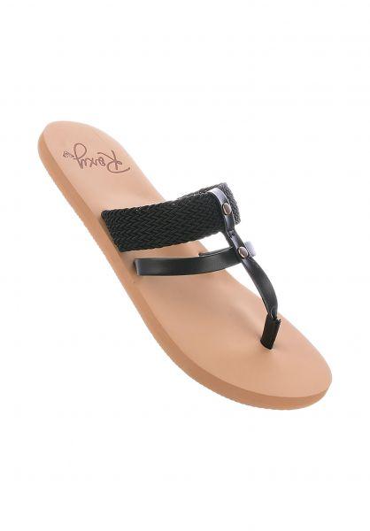 Roxy Sandalen »Ailani«, schwarz, Black