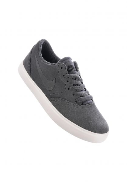 Demonio Estallar infinito  Check GS Nike SB All Shoes in darkgrey-black for Kids | Titus