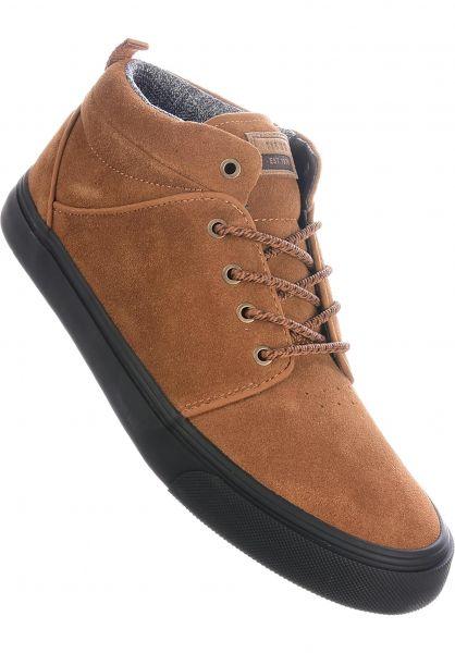 TITUS Alle Schuhe Hudson Mid tan-black vorderansicht 0604515