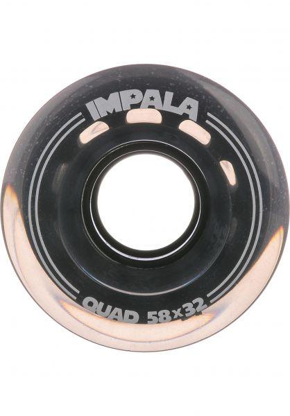 Impala Alle Schuhe Replacement Wheels 4Pk black vorderansicht 0640092