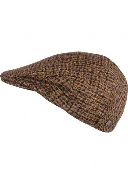Brixton Hüte Hooligan cumin Vorderansicht