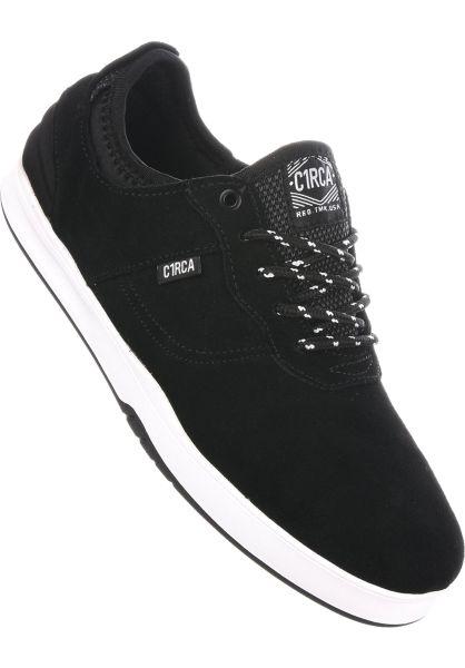 d66898cf79 C1RCA Alle Schuhe Salix black-white vorderansicht 0604261