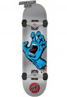 santa-cruz-skateboard-komplett-screaming-hand-silver-vorderansicht-0162304