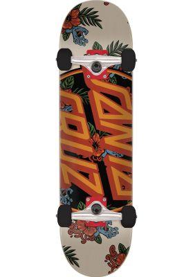 Santa-Cruz Skateboard komplett Vacation Dot