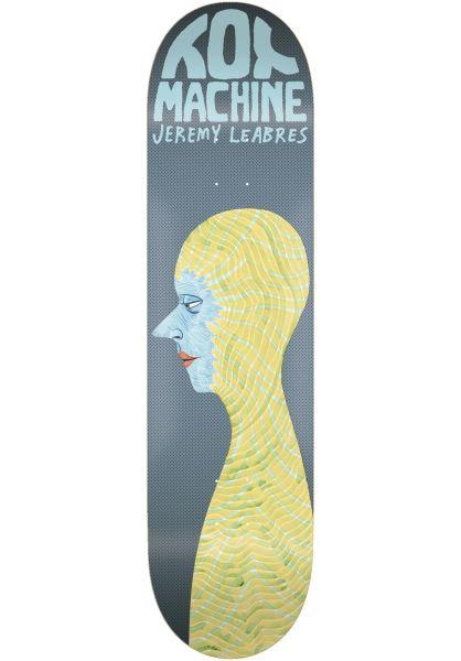 Toy-Machine Skateboard Decks Faces Series Leabres vorderansicht 0264002