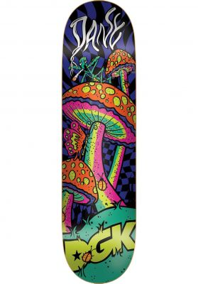 DGK Vaughn Black Light