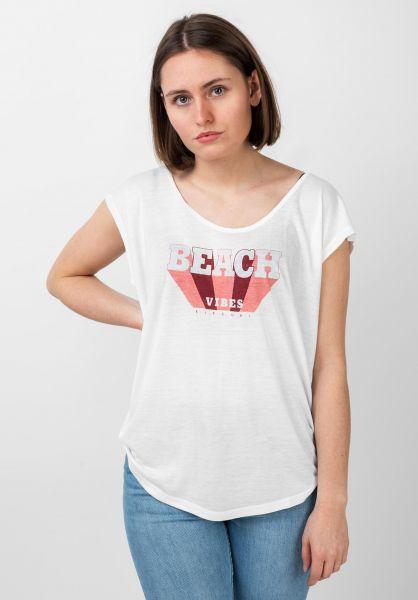 Rip Curl T-Shirts My Way white vorderansicht 0321165