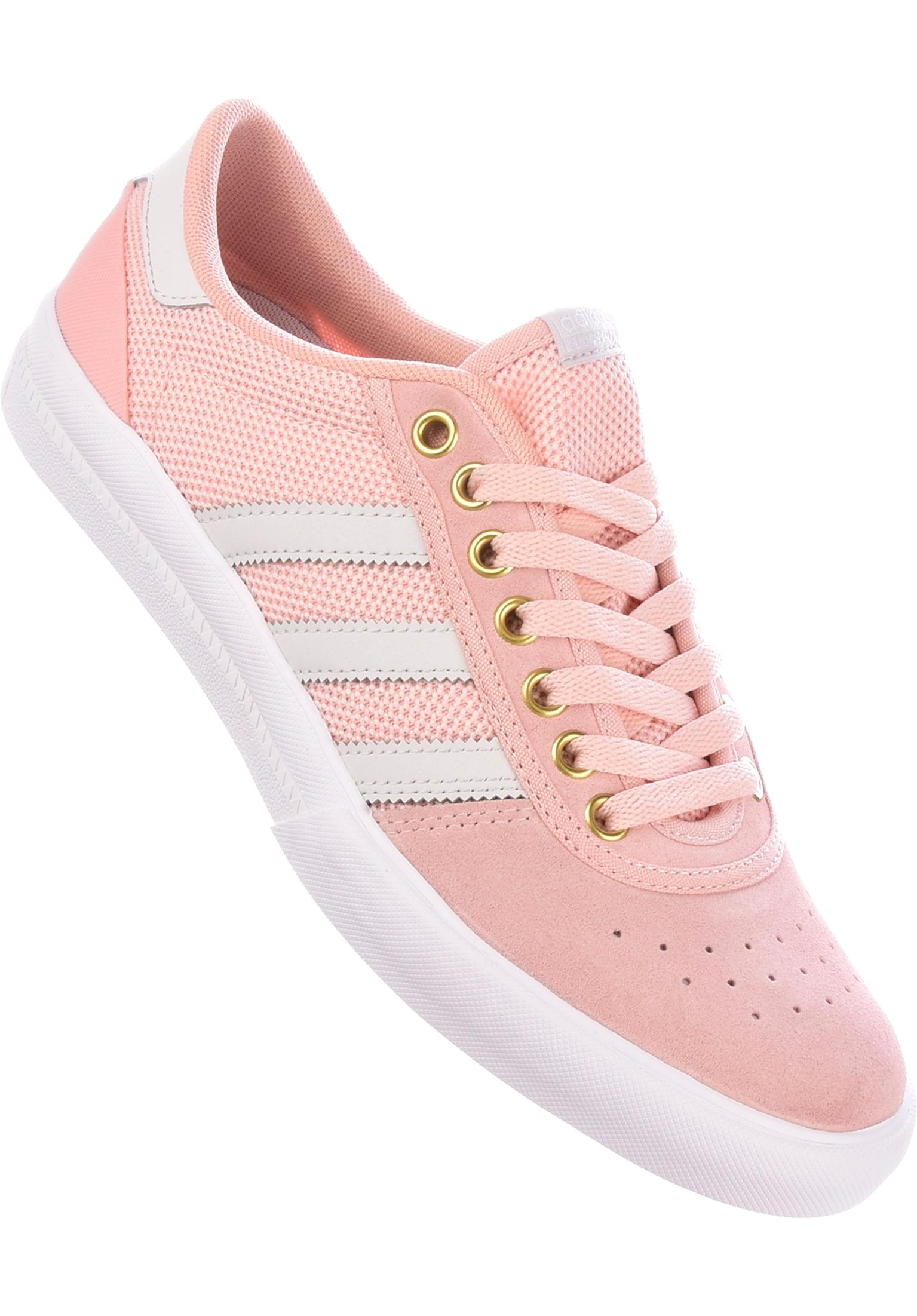 1984cc2b6e4 Lucas Premiere adidas-skateboarding All Shoes in vapourpink-grey for Men
