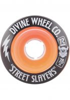 Divine Rollen Street Slayers III 78A orange Vorderansicht