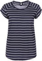 TITUS T-Shirts Polina navy Vorderansicht