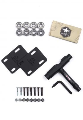 TITUS Assembly Kit Triple Schranz Mini 7.25""