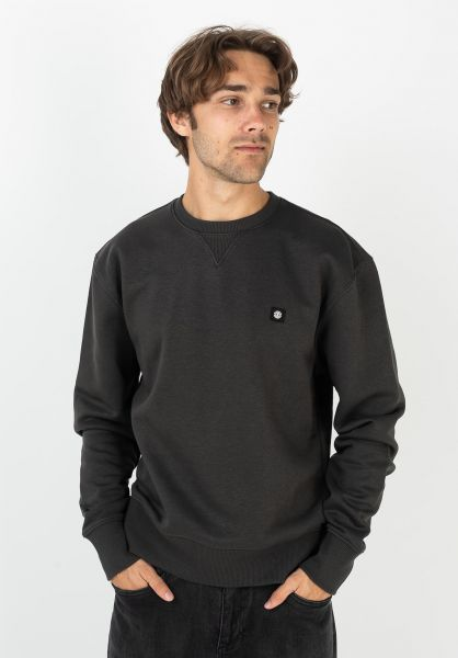 Element Sweatshirts und Pullover 92 offblack vorderansicht 0422901