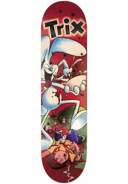 Foundation Skateboard Decks Creager Trix Reissue multicolored vorderansicht 0264062