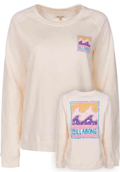 Billabong Sweatshirts und Pullover Sea Breeze cool-wip Vorderansicht